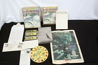 """Secret Weapons of the LUFTWAFFE PC Game 5.25"""" Disk LucasFilm Games 1990"""