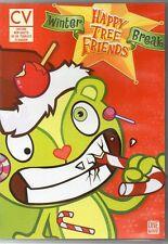 HAPPY TREE FRIENDS WINTER BREAK - DVD (USATO OTTIMO)