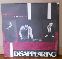 DIRTY LOOKS - DISAPPERING - LIE TO ME - 45 vinile nuovo - PROMO 1980