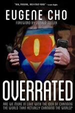 OVERRATED [9780781411127] - EUGENE CHO (PAPERBACK) NEW FREE SHPPING