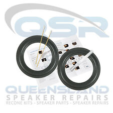 "4"" Foam Surround Repair Kit to suit Bang & Olufsen B&O CX 50 75 100 (FS 88-70)"