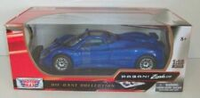 Motormax 1/18 Scale - 73147 Pagani Zonda C12 - Blue