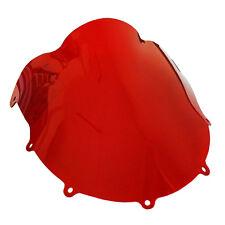 CUPOLINO (Red Windscreen) FABBRI - SUZUKI GSX-R 600/750 (98-00) - COD.S010-R