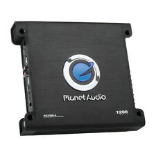 Planet Audio AC1200.4 1200W Anarchy Series 4-Channel Class A/B Power Amplifier