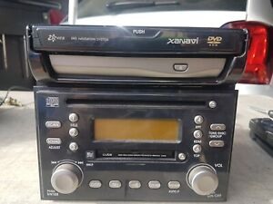 NISSAN JDM double din CD/MD/DVD navigation with remote for DVD # 9