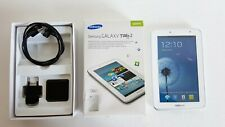 "Samsung Galaxy tab 2 . 7.0  8GB model GT-P3110 bianco white "" COME NUOVO """