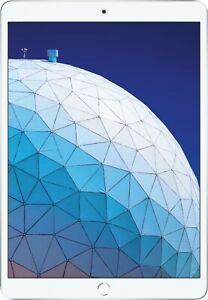 Apple iPad Air 3rd Gen - 64GB, Wifi 10.5in - Silver A2152 (MUUK2LL/A)