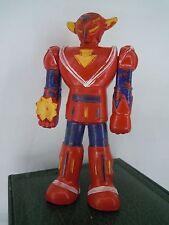 GIOCATTOLO ANNI '70 / '80 ROBOT IN GOMMA DURA - VINTAGE - (V-GIO)
