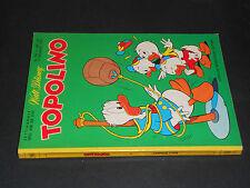 TOPOLINO LIBRETTO NR.790 - originale 17.01.1971 bollini Q. ECCELLENTE
