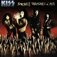 KISS (SMASHES, THRASHES & HITS CD - *GREATEST HITS* CD SEALED +FREE POST)