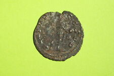 Ancient ROMAN COIN of CLAUDIUS II GOTHICUS 268 AD-270 AD globe spear old antique