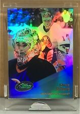2001 ETOPPS IN HAND RICK DIPIETRO NEW YORK ISLANDERS HOCKEY SET BREAK