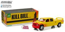 GREENLIGHT 1/18 '97 CHEVROLET SILVERADO SS CUSTOM CREW CAB PUSSY WAGON KILL BILL
