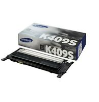 Genuine Samsung CLT-K409S Toner Cartridge 60-SA409S BLACK without Packaging