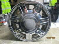 """✅ 2003-2005 CADILLAC DEVILLE WHEEL RIM CHROME 17"""" 5 LUG WITH CENTER CAP AND TPMS"""