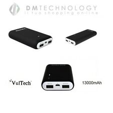 Power Bank 13000mah - Bianco Vultech Pb-13000w