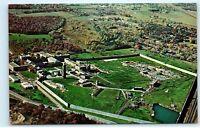 St. Cloud Minnesota Minnesota State Reformatory Aerial View Vintage Postcard D27
