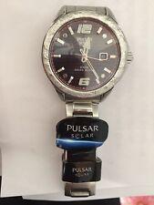 Montre Pulsar pas automatique automatic Solar solaire