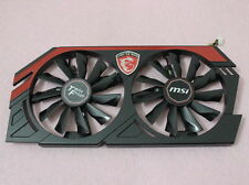 Fan with Bracket for MSI GTX 750 760 770 780 Twin Frozr Video Card #M2038 QL