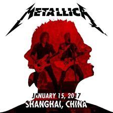 METALLICA / World Wired Tour / LIVE / Mercedes-B. Arena, Shanghai Jan 15, 2017