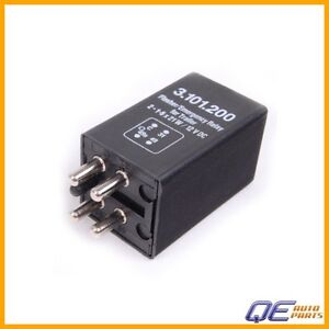 Flasher Relay for Turn Signals and Emergency Kaehler For: Mercedes 500SEL 560SL