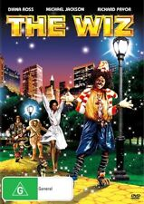 THE WIZ : NEW DVD : Michael Jackson Motown Wizard of Oz