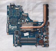 Genuine HP 250 G6 Laptop Intel Motherboard i5-7200U CPU LA-E801P 926247-601