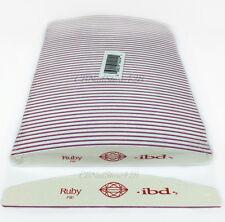 IBD JEWEL FILE -  RUBY 100/100 Grit - PACK OF 50 COUNTS