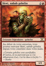 MRM FRENCH skwi, nabab gobelin - Squee, Goblin Nabob MTG magic Xeme