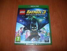 LEGO BATMAN 3 MÁS ALLÁ DE GOTHAM XBOX ONE (EDICIÓN ESPAÑOLA PRECINTADO)