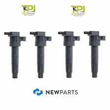 For Set of 4 Direct Ignition Coils for Kia Optima 2006-08 Rondo 2007-08 L4 2.4L