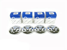 13-17 DODGE RAM 2500 3500 CHROME RAMS HEAD WHEEL CENTER CAP SET OF 4 NEW MOPAR