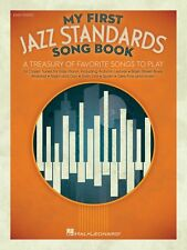 My First Jazz Standards Song Book Sheet Music A Treasury of Favorite 000159635