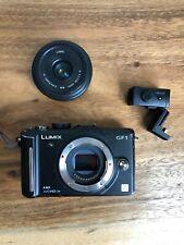 Panasonic LUMIX DMC-GF1C 12.1MP Digital Camera - Black (Kit w/ ASPH 20mm Lens)