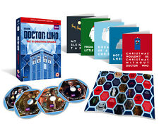 Doctor Who . The 10 Christmas Specials . Limited Edition . 4 DVD . NEU . OVP