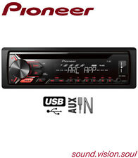 Pioneer DEH-1900UB car stereo, CD MP3 USB Auxiliary in radio iPod iPhone player