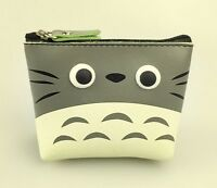 New Studio Ghibli My Neighbor Totoro Wallet Coin Purse
