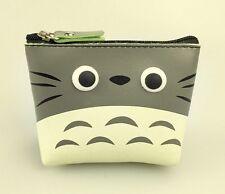New Studio Ghibli My Neighbor Totoro Wallet Coin Purse