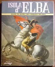 Isola d'elba  + mappa - Roberto Donati - Plurigraf, 1978 - L