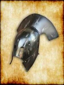 Medieval Larp Warrior Uruk Hai Dwarves Helmet Knight LOTR Helmet Replica II