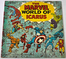 Philippines THE MARVEL WORLD OF ICARUS LP Record