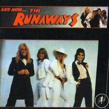 Runaways - And Now The Runaways (NEW CD)