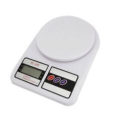 BILANCIA DIGITALE PER CASA CUCINA ELETTRONICA LCD TARA PESA DA 1 GR A 7 KG NUOVO