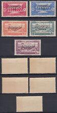 Libanon Lebanon 1943 ** Mi.277/81 Medizin-Kongreß Medicine-Congress [sq7554]