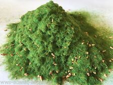 WWS Summer Alpine Debris Static Grass Mix 2mm 10g Railways Scenery terrain Train