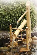 Gartenbrunnen / Wasserspiel Bamboo ubbink AcquaArte Bambus
