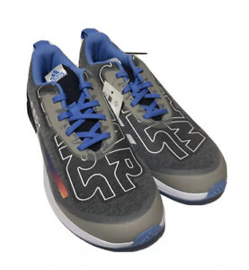 Star Wars Adidas Shoes Youth Size 6 Jedi Gray Blue Back To School Disney