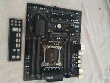 MSI X79A-GD45 Plus holds up to 64 gb ram Used Motherboard