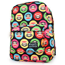 "Paul Frank Julius Dots School Backpack 16"" Large Loungefly Bag  Licensed"