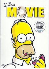 The Simpsons Movie DVD 2007 by Dan Castellaneta Julie Kavner